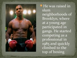 Born in Brooklyn with Pride: Mike Tyson
