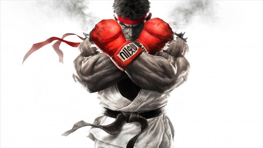 Ryu's Appearance in SFV