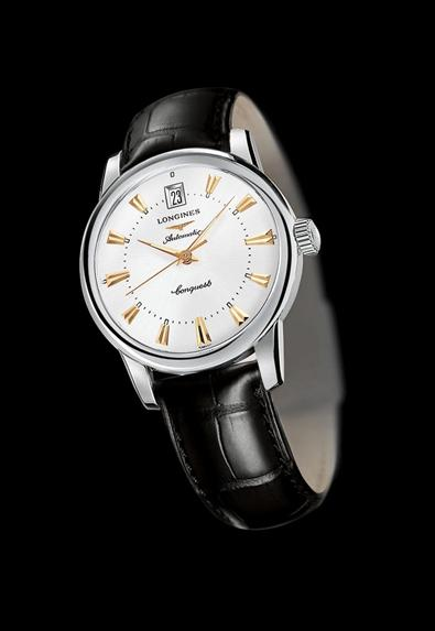 Longines Heritage Two Tone