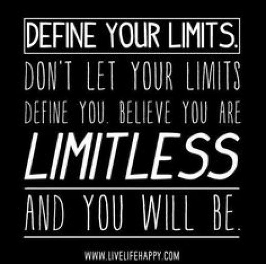 What is limitless?