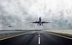 Airport Runways. Ann Carr's (Annart) Challenge