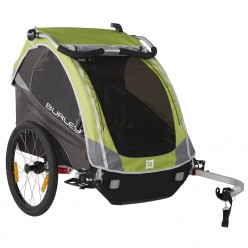 Active Parents - Using Bicycle Trailers to Bring Your Kids for Excercise