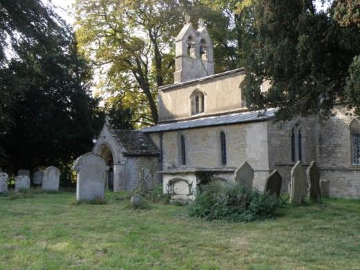 All Saints Church, Little Casterton.