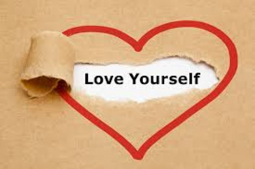 You have to love yourself before you can truly love anyone else. Self love is vital in learning to love and give yourself to another human being.