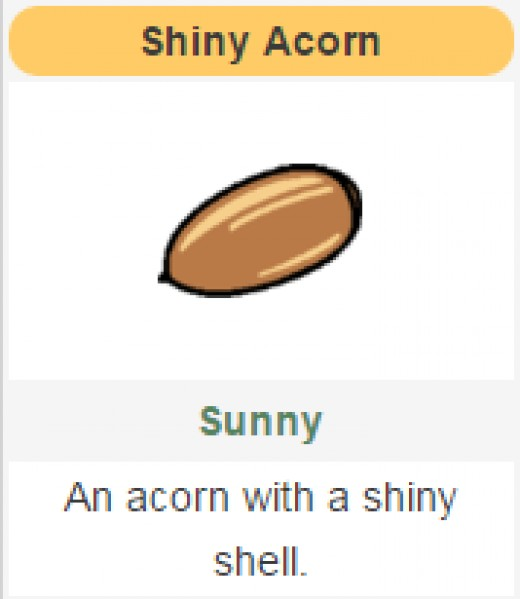 The memento that Sunny leaves after enough visits