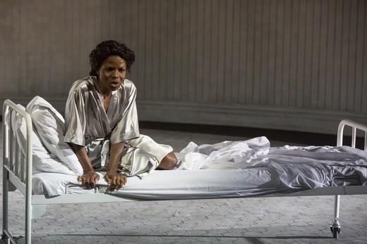 Marsha Stephanie Blake as Lady Macbeth.