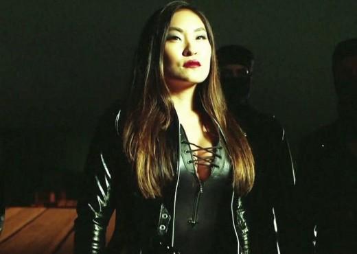 Angela Fong as Black Lotus
