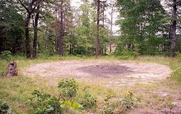 Photo Of The Devils Tramping Ground