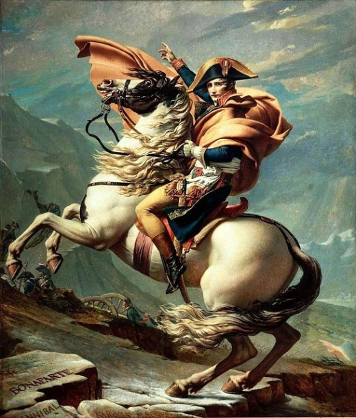 Napoleon Was quite Intelligent  -  but also a Conqueror, Meaning a Mass Murderer