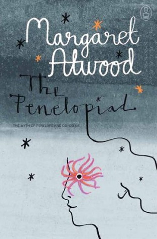 Book cover to Margaret Atwood's 'The Penelopiad'