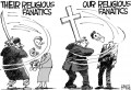 Is this sign that we much watch out for the rise of a Christian version of ISIS?