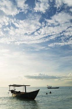 Three Beautiful Cambodian Beaches