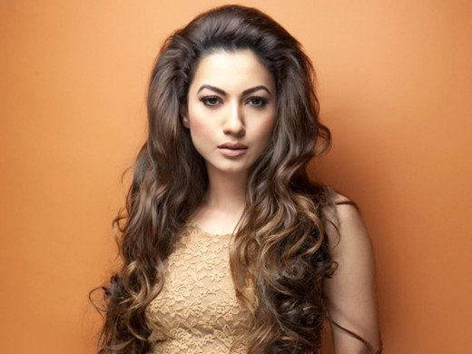 Indian Actress Gauhar Khan