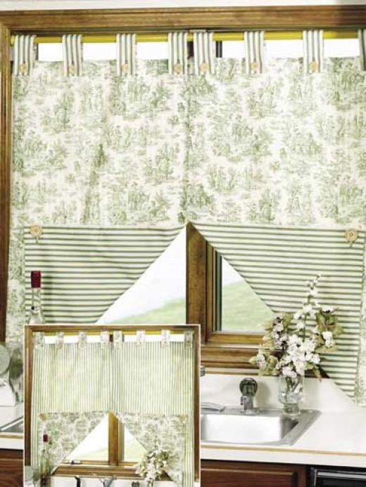 25 Free Curtain Patterns to Sew | hubpages