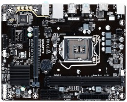 We're going with an inexpensive micro ATX motherboard here in the Gigabyte GA-H110M-A. It still has plenty of features and goes well with our budget of $600.