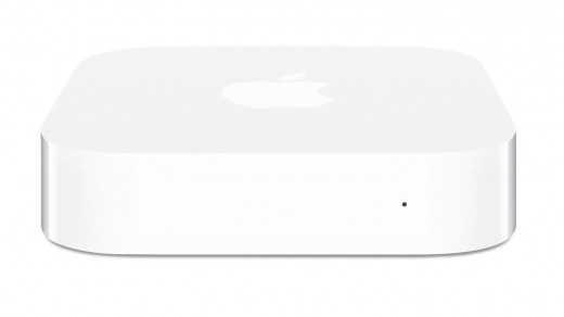 Apple Airport Express Range