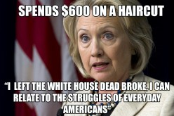 Hilary IS by definition -the real problem with the American voter