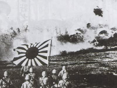 Similar to defenders of Okinawa.