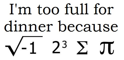 Image result for math puns calculus