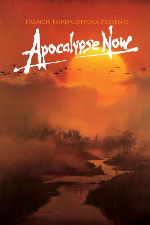 Apocalypse Now film cover