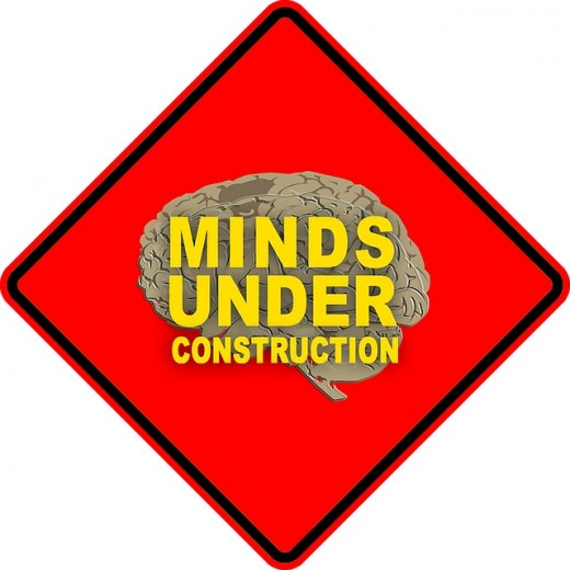 Be constructive with your thoughts!