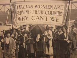 British Women Petition for Military Service World War 1 | British Women 1917 Other WWI