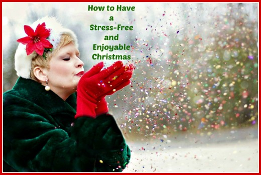 Make Christmas easy and fun for everybody, including the person who does all of the work!