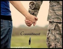 Being a soldiers wife