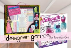Gifts for Teen Girls - Designing Games