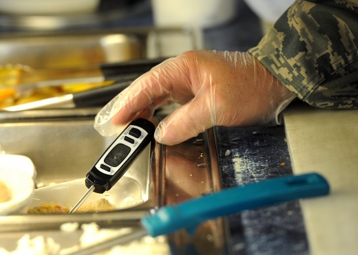 I now see why a meat thermometer is essential inside a restaurant's kitchen and maybe in yours too!