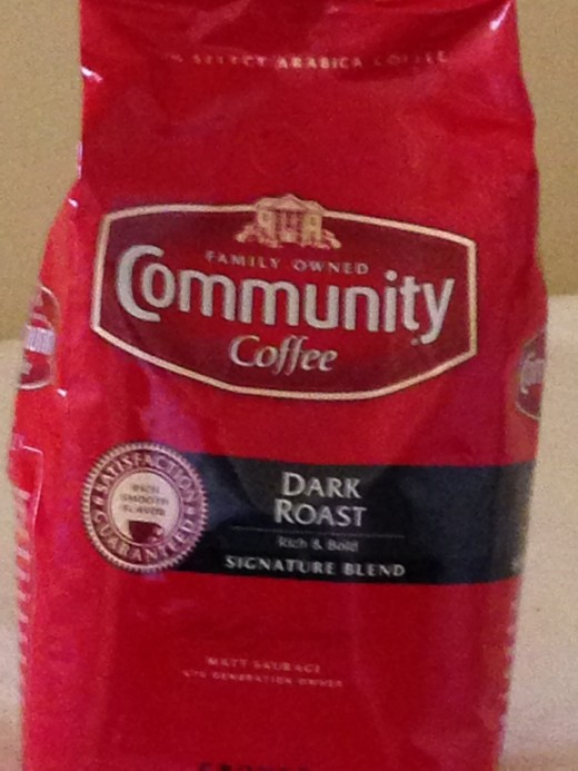 My favorite coffee, like my Folgers of old.