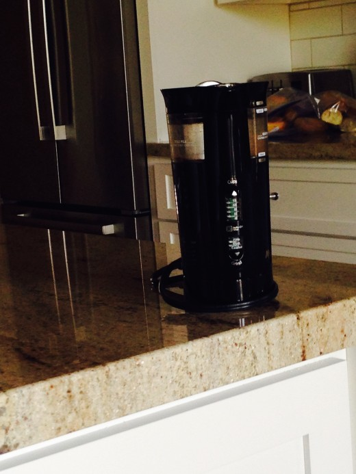 The French Press: Percolation writ Fussy and Fancy