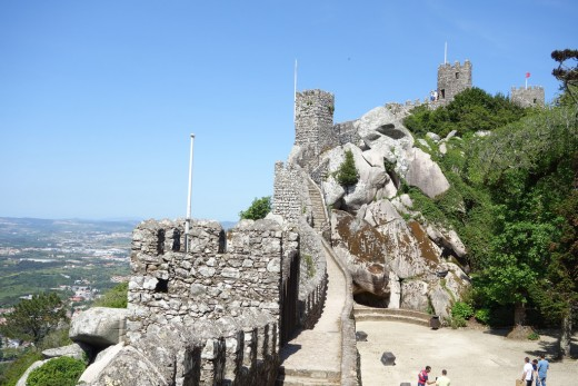 A moorish Heritage in Sintra