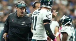 Eagles-Giants Postgame: Too Many Rookie Mistakes