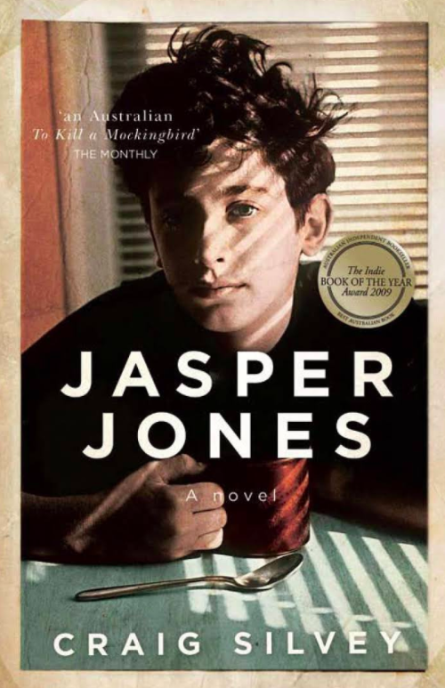 Cover of Craig Silvey's 'Jasper Jones'