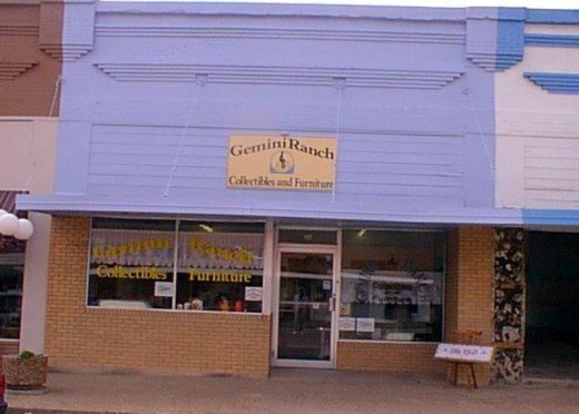 This was my collectibles and furniture store located in historic downtown Wylie TX.