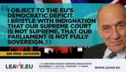 BREXIT vs Democracy and the rule of Law