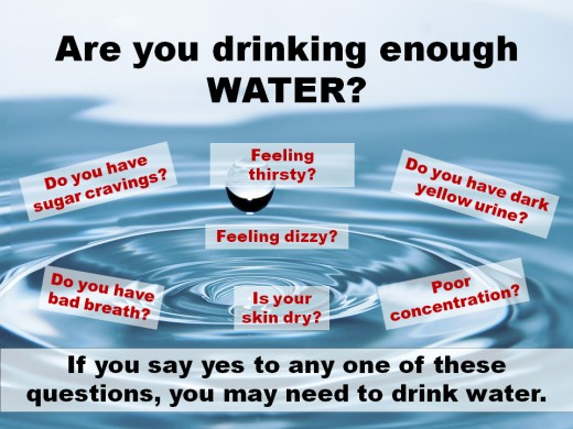 what happens if you drink water everyday