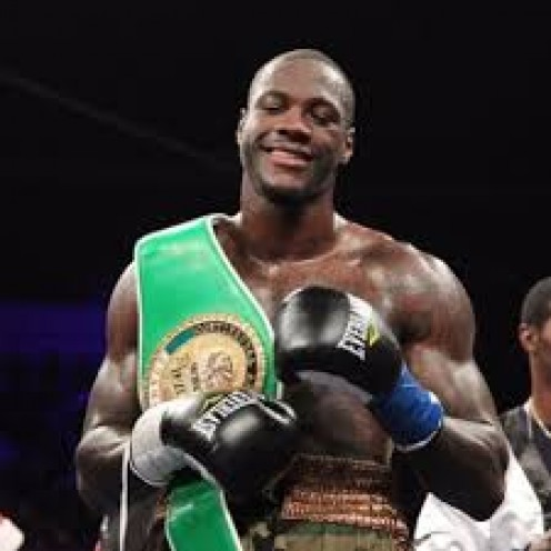 Deontay Wilder, as of 2016, has a record standing at 37 wins, 36 knockouts and zero losses.