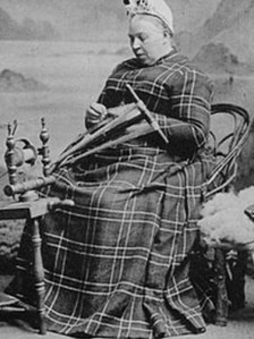 Mary MacDonald MacPherson (Mairi Mhor Nan Oran)