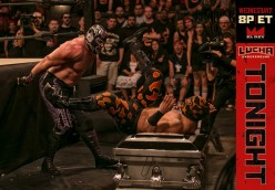 Lucha Underground Review: The Assassination of Prince Puma by the Immortan Mil Muertes