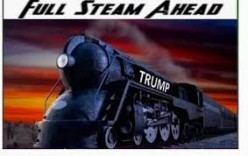 Aboard the Trump Train