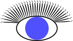 Human Eyes in Inkscape