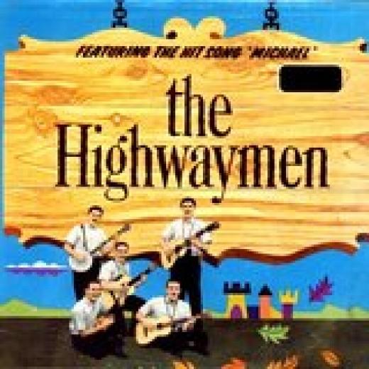 """""""The Highwaymen.""""  Their first album"""