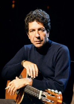 A Brief Paragraph To Add To A Blog I wrote In This Forum… Due To The Passing of Leonard Cohen....