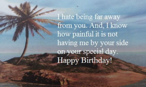 birthday wishes for someone special far away happy birthday wishes for someone special who is far away 17657