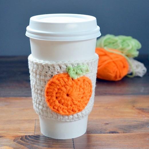 Free crochet pattern fall Thanksgiving.