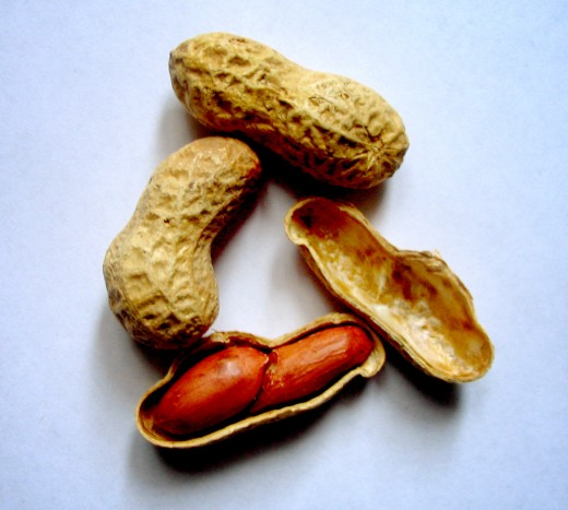 Nuts can also lower cholesterol levels.