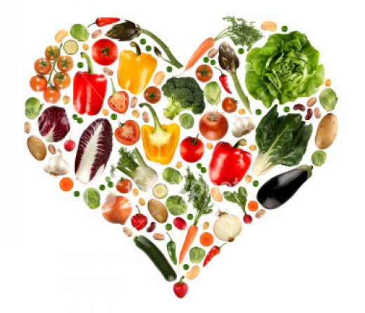 Have a healthy heart with a balanced diet and a balanced cholesterol level.