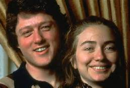 Bill and Hillary Clinton: They seem like nice people.